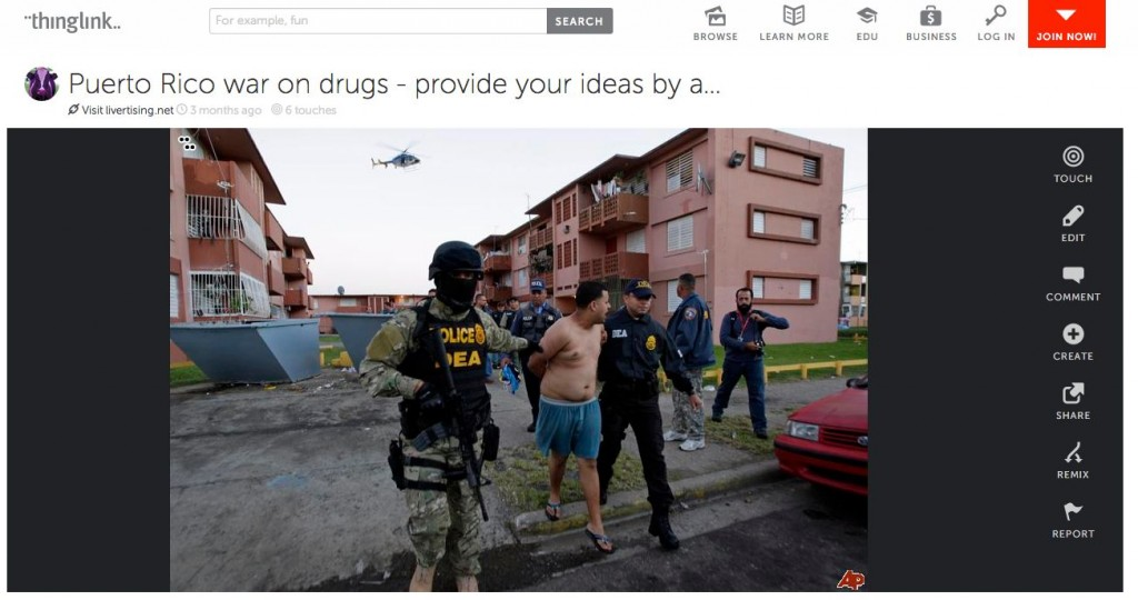Puerto Rican war on drugs